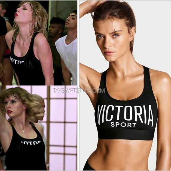 Victoria S Secret Intimates Sleepwear Final Sale Vs Sports Bra Aso Tay Swift Xs Poshmark